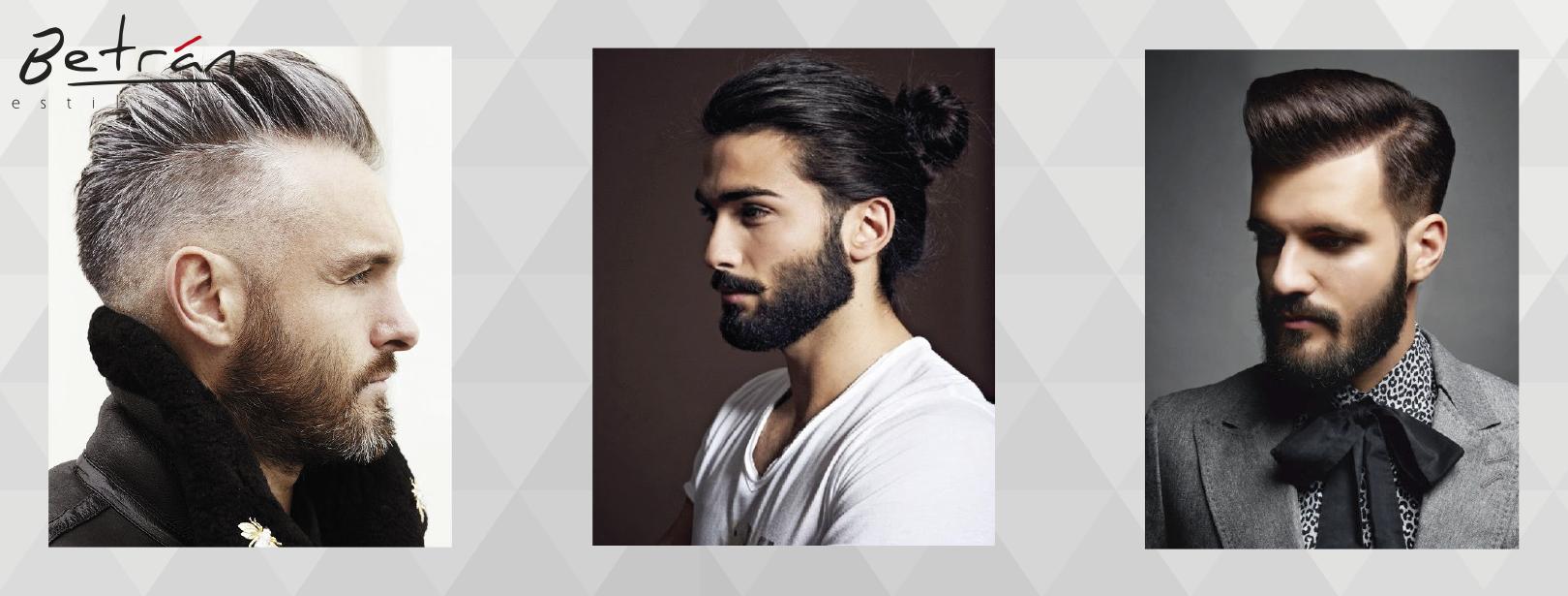 Tendencia barba otoño Betrán estilistas